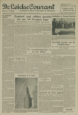 Leidse Courant 1952-04-16