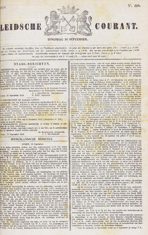 Leydse Courant 1879-09-16
