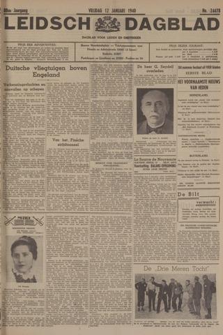 Leidsch Dagblad 1940-01-12