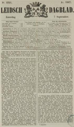 Leidsch Dagblad 1867-09-07