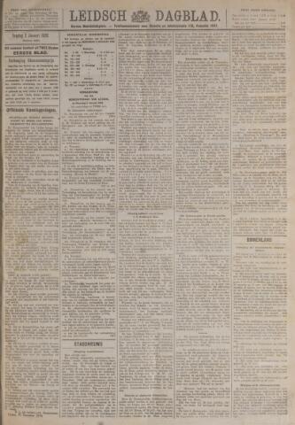Leidsch Dagblad 1920