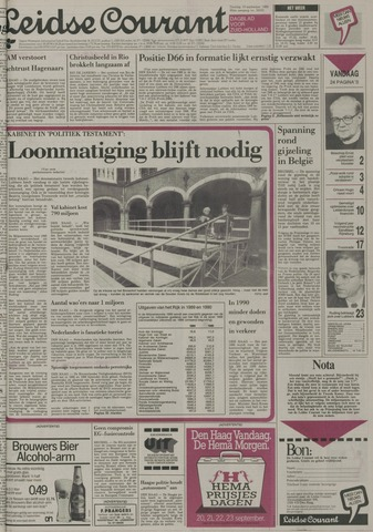 Leidse Courant 1989-09-19