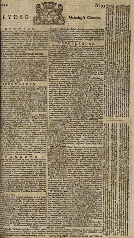 Leydse Courant 1751-08-09