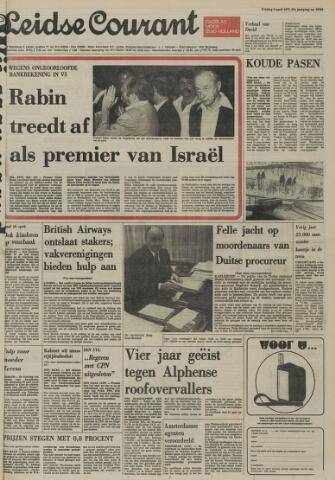 Leidse Courant 1977-04-08