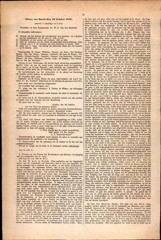 Handelingen van de Raad 1879-10-23
