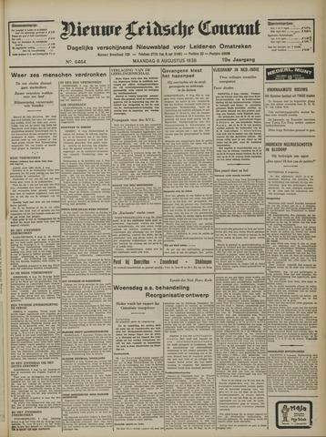 Nieuwe Leidsche Courant 1938-08-08
