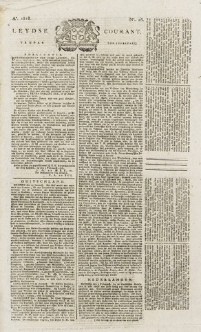 Leydse Courant 1818-02-06