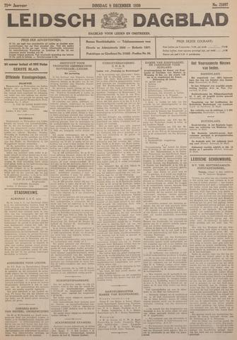 Leidsch Dagblad 1930-12-09