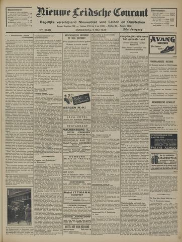 Nieuwe Leidsche Courant 1939-05-11