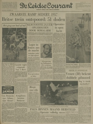 Leidse Courant 1967-11-06