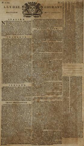 Leydse Courant 1793