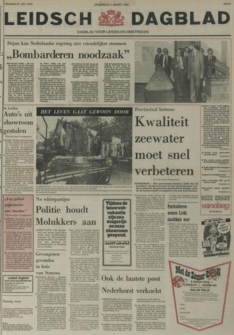 Leidsch Dagblad 1979-07-27