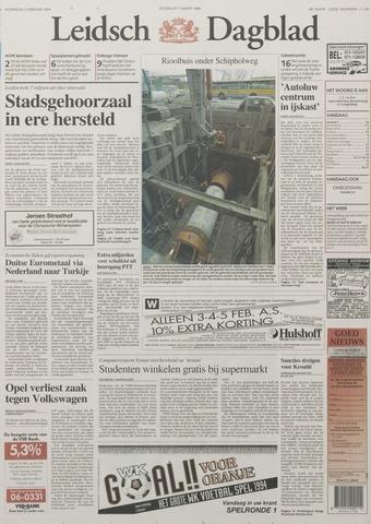 Leidsch Dagblad 1994-02-02