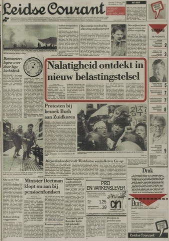 Leidse Courant 1989-02-27