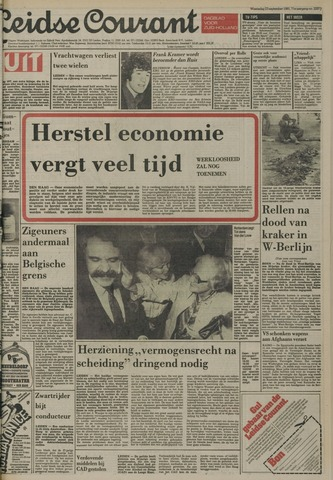 Leidse Courant 1981-09-23