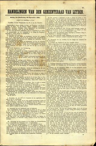 Handelingen van de Raad 1867-09-19
