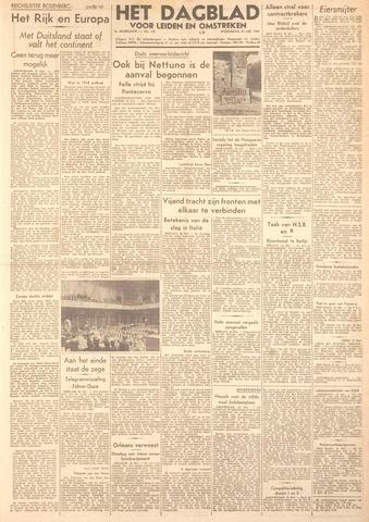 Dagblad voor Leiden en Omstreken 1944-05-24