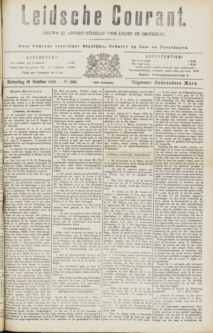 Leydse Courant 1889-10-19