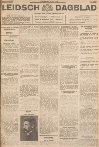 Leidsch Dagblad 1928-05-03