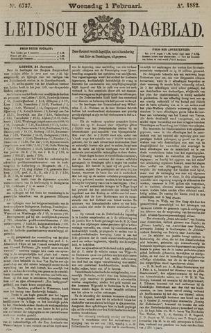 Leidsch Dagblad 1882-02-01