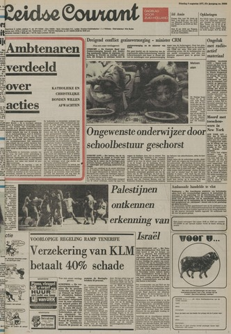 Leidse Courant 1977-08-09
