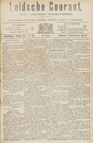 Leydse Courant 1889-03-07