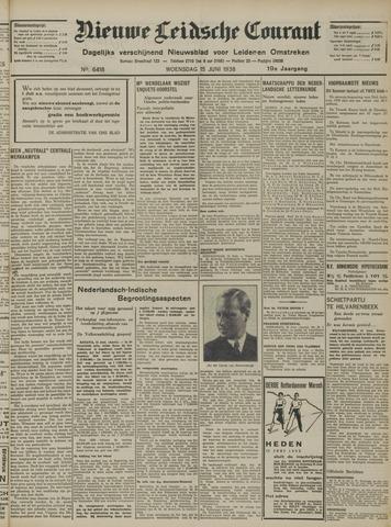 Nieuwe Leidsche Courant 1938-06-15