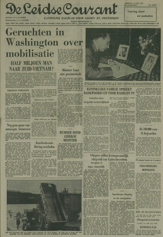 Leidse Courant 1965-07-13