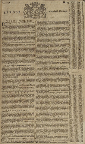 Leydse Courant 1758-05-08