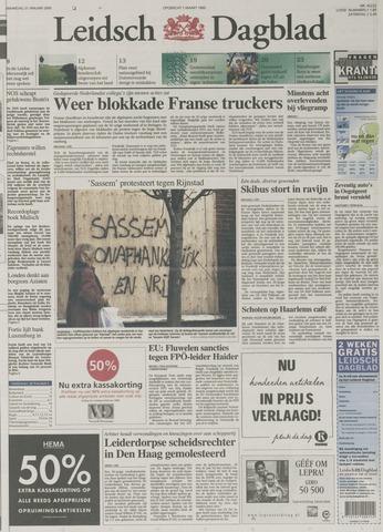 Leidsch Dagblad 2000-01-31