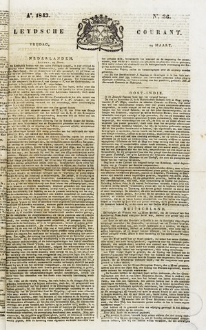 Leydse Courant 1843-03-24
