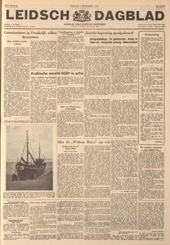 Leidsch Dagblad 1947-12-05