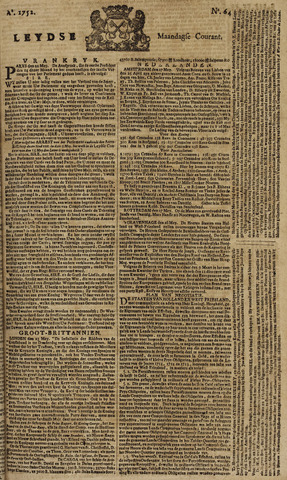 Leydse Courant 1752-05-29
