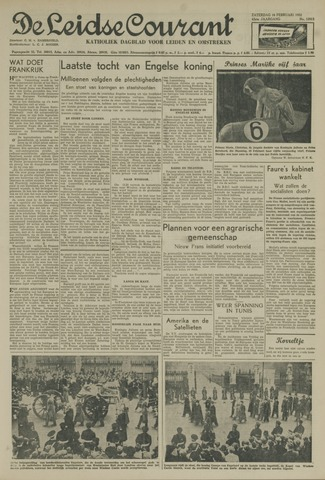 Leidse Courant 1952-02-16