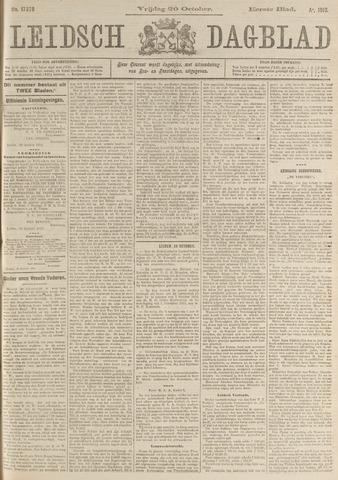Leidsch Dagblad 1916-10-20