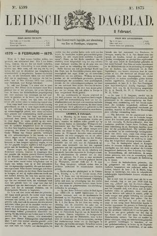 Leidsch Dagblad 1875-02-08