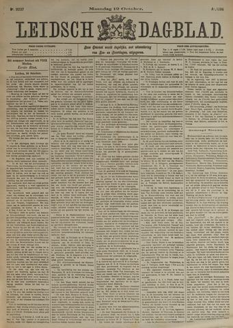 Leidsch Dagblad 1896-10-12