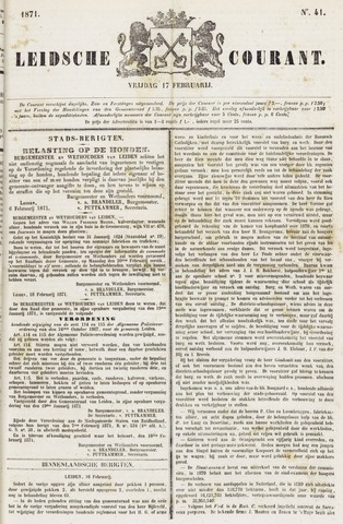 Leydse Courant 1871-02-17