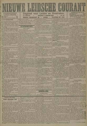 Nieuwe Leidsche Courant 1921-01-07
