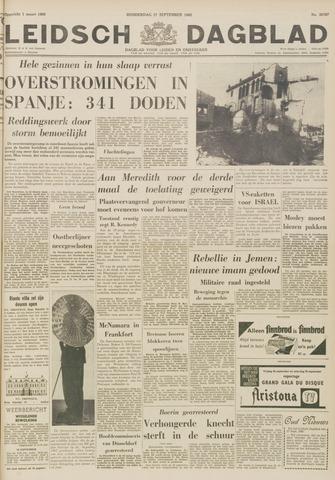 Leidsch Dagblad 1962-09-27