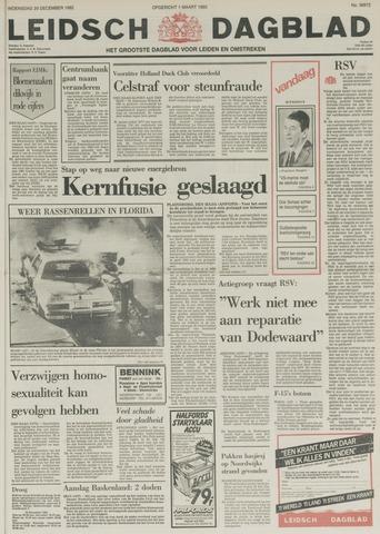 Leidsch Dagblad 1982-12-29