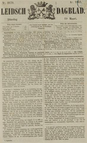 Leidsch Dagblad 1867-03-19
