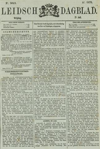 Leidsch Dagblad 1876-07-21