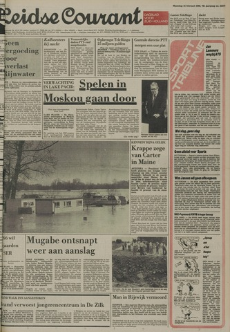 Leidse Courant 1980-02-11