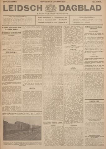 Leidsch Dagblad 1928-01-11
