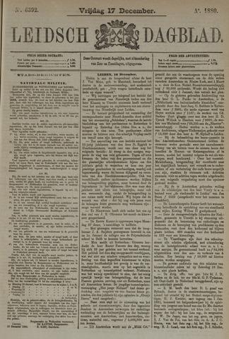 Leidsch Dagblad 1880-12-17