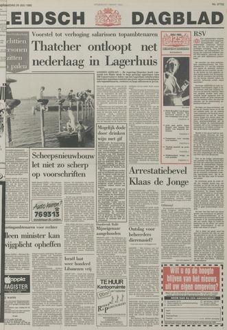 Leidsch Dagblad 1985-07-24