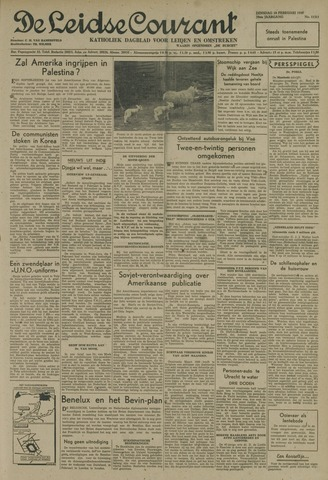Leidse Courant 1948-02-10