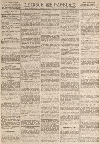 Leidsch Dagblad 1919-03-25