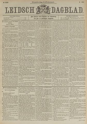 Leidsch Dagblad 1896-02-06